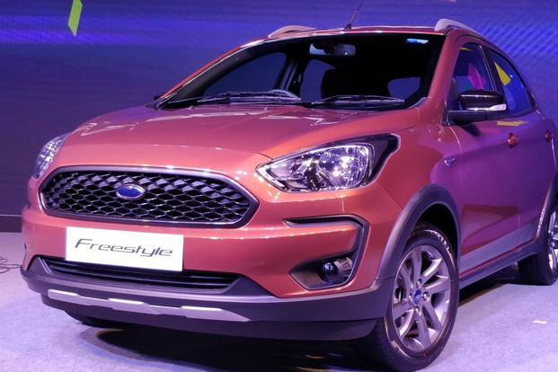 Ford Freestyle Unveiled Images, Specifications, Features and Price in India