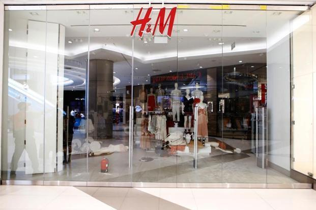 H&M also increased its number stores from 15 to a total of 27, led by rapid openings in tier II cities. Photo: AFP