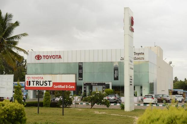 K.G. Mohan Kumar has been with Toyota Kirloskar Auto Parts right from inception since 1998 and was previously the joint managing director. Photo: Hemant Mishra/Mint