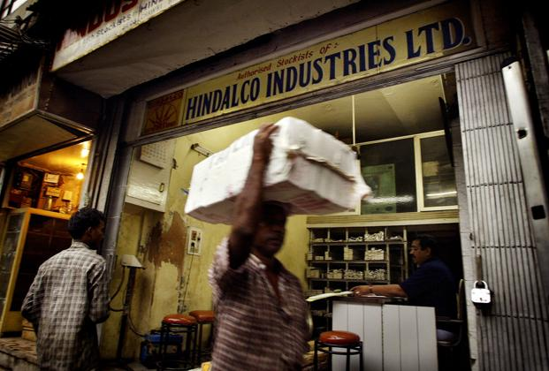 Hindalco had reported a decline of 1.5% and 10% in net profit during the June and September quarters, respectively. Photo: Bloomberg
