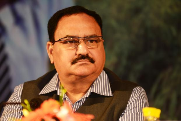 Health minister J.P. Nadda did not elaborate on the modalities of how the government proposes to go about implementing the scheme. Photo: Ramesh Pathania