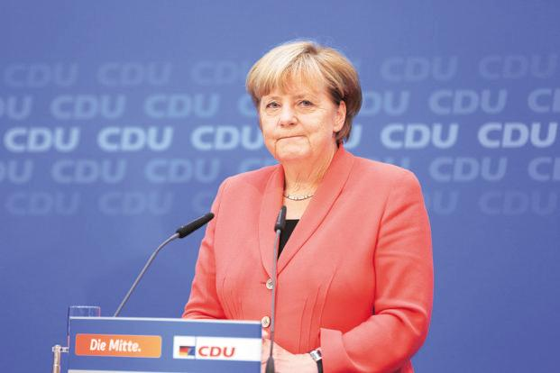 Merkel ready for 'painful compromises' in coalition deal
