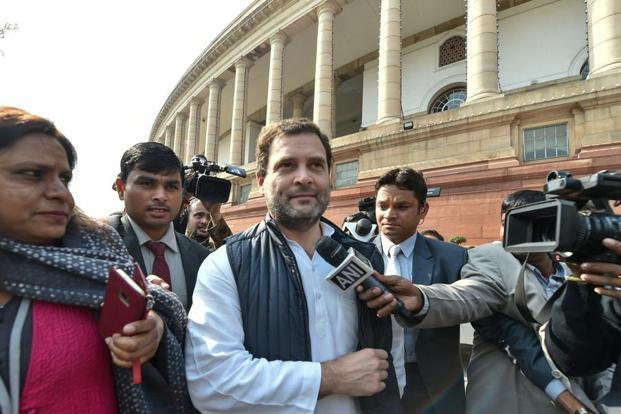 Rafale Scam: Combative Rahul Gandhi launches blistering attack on PM Modi