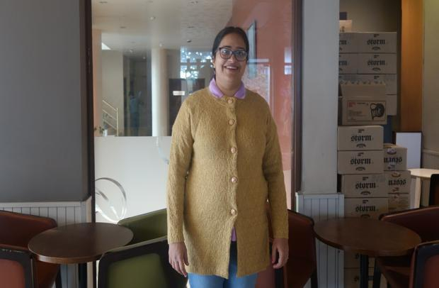 Sameera Deshpande-Dalal. Photo: Pankaj Mishra/FactorDaily