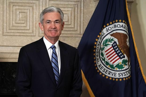 Jerome Powell succeeds Janet Yellen, the first woman to lead the US Federal Reserve in its 100-year history. Photo: AFP