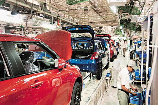 Suzuki Motor said global automobile sales rose 9.3% in October-December, as demand continued to rise in India, Europe and Japan. Photo: Mint