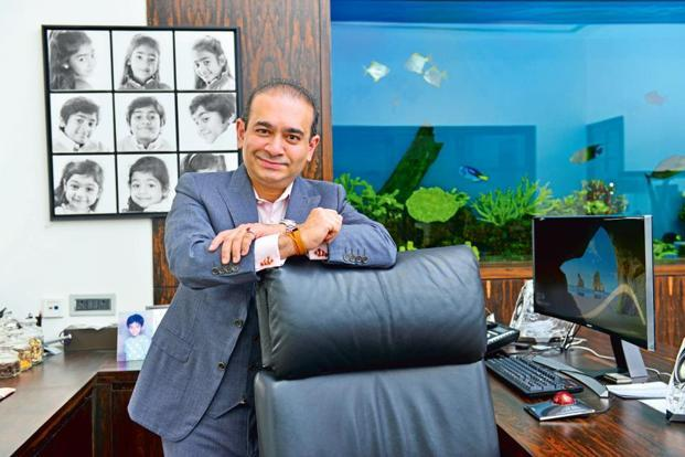 A file photo of Nirav Modi. Photo: Aniruddha Chowdhury/Mint