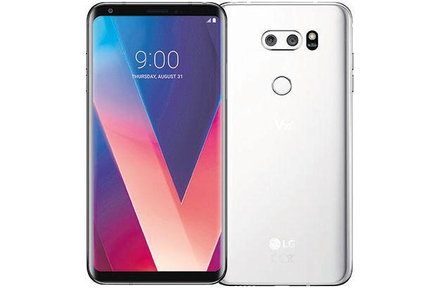 LG V30+; Rs44,99.