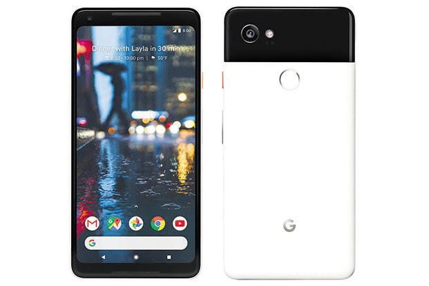 Google Pixel 2 XL; Rs64,999 onwards