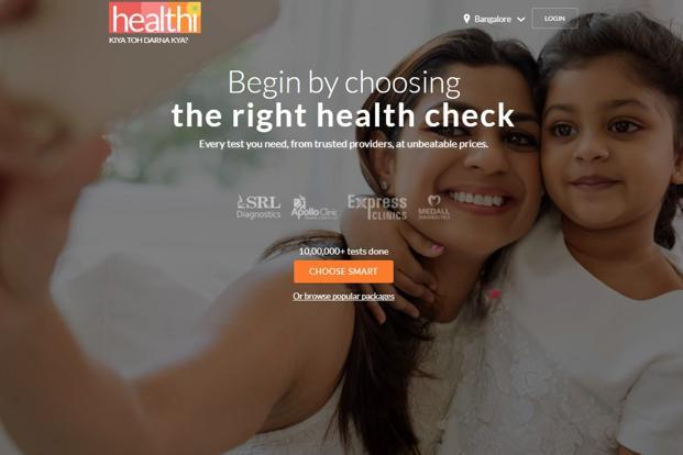 Bangalore-based healthi offers preventive healthcare services online through tie-ups with healthcare providers and corporates, from where it sources its customers.