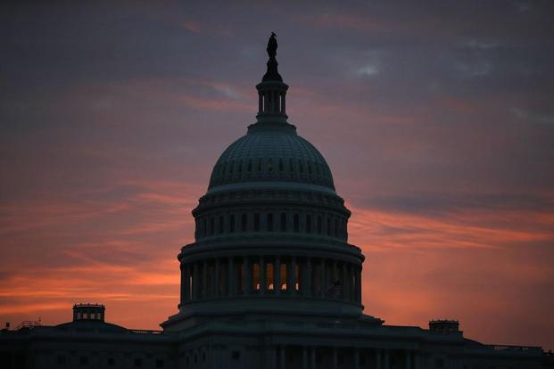 House Sends Spending Bill To Keep Government Open To The Senate