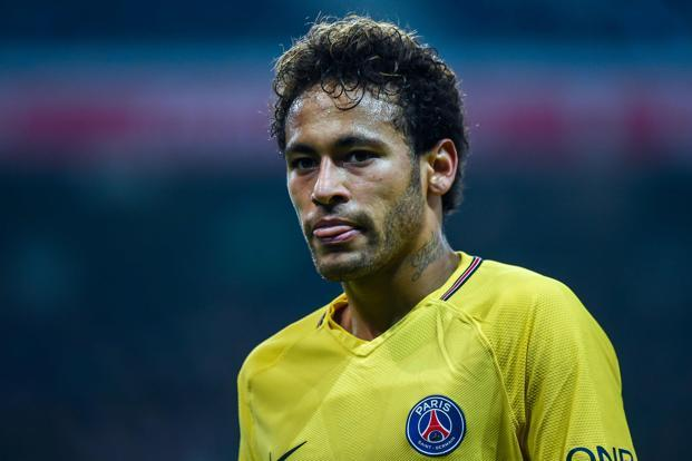 Neymar with his pay of €3 million a month is the highest earning player in the French league. Photo: AFP