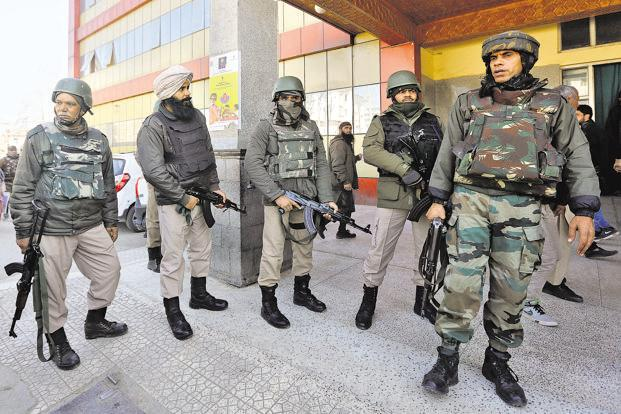 LeT opens fire in Srinagar hospital, frees Pak terrorist, two cops killed