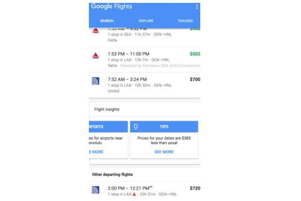 It will use machine learning and statistical analysis of historical flights data to suggest the best dates in the year to book tickets to the same destination.