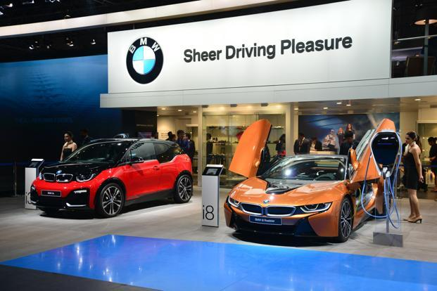 BMW has launched two petrol variants — Mini Countryman Cooper S and Mini Countryman Cooper S JCW besides one diesel trim Mini Countryman Cooper SD Photo: Ramesh Pathania/Mint
