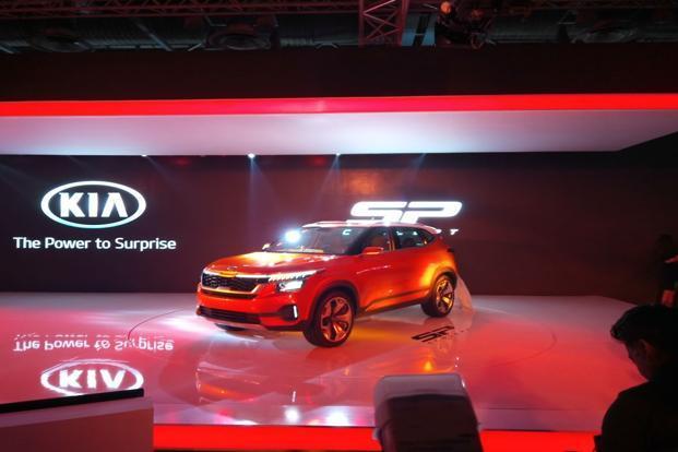 Auto expo 2018 kia announces india entry with concept suv for Kia motors customer service