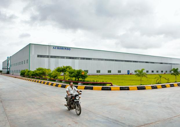 Aurobindo Pharma's total revenue from operations rose 11% to Rs4,336 crore. Photo: Bloomberg