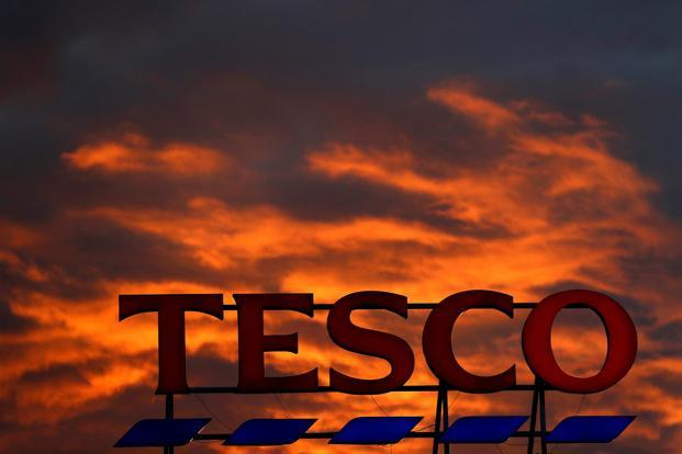 Tesco is Britain's biggest retailer and its largest private sector employer with more than 310,000 staff. Photo: Reuters