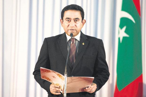 India refuses Yameen envoy an audience