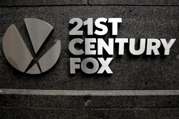 Fiscal second-quarter profit at Fox fell to 42 cents a share, excluding some items. Photo: Reuters