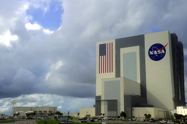 NASA's Kennedy Space Center in Florida. The asteroid 2018 CB, will pass closely by Earth on 10 February, at around 4:00 am IST, at a distance of less than one-fifth of that between the Earth to the Moon. Photo: AFP