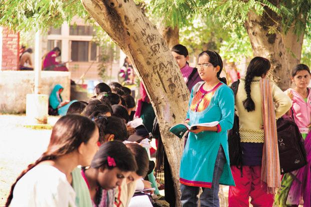 The students would be offered a fellowship of Rs70,000 per month for the first two years, Rs75,000 per month for the third year and Rs80,000 per month in the fourth and fifth years. Photo: Mint