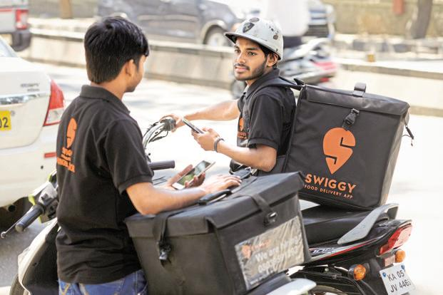 Swiggy raises USD100 million, valuation up