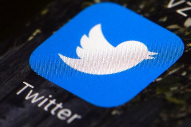 Twitter  topped analysts' average sales estimates in the fourth quarter and for the first time posted a real profit. Photo: AP