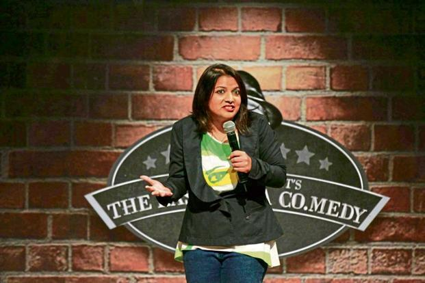 Comic Aditi Mittal loves her job for making her really live for a living—in search of authentic material.