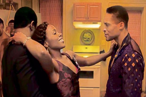 A still from 'She's Gotta Have It'.