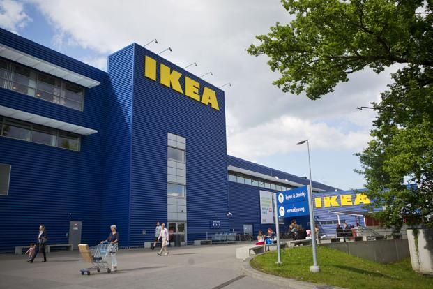 Ikea India plans to set up 25 stores by 2025, investing Rs10,500 crore. Photo: Bloomberg