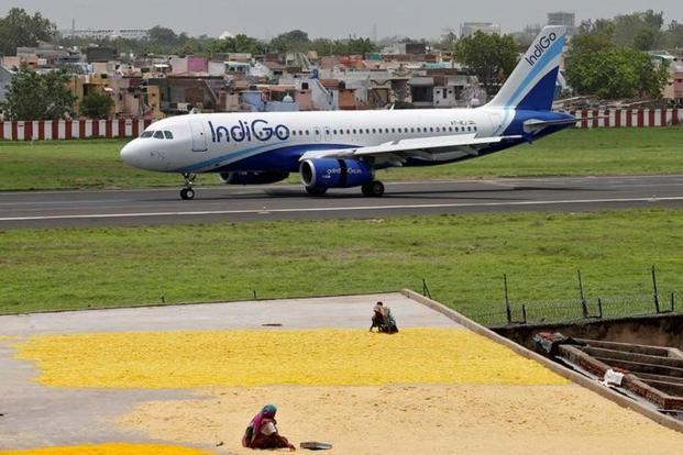 IndiGo says it would continue to add A320 current engine options and ATR aircraft to its fleet. Photo: Reuters