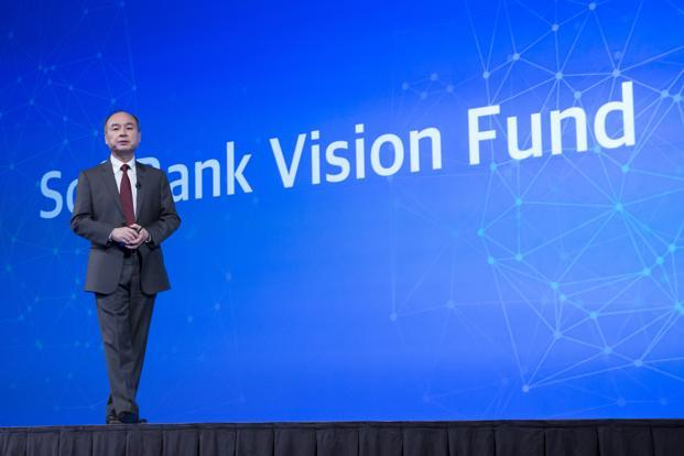SoftBank CEO Masayoshi Son is yet to prove that he's a true visionary rather than someone who got lucky with his stake in Alibaba Group. Photo: Bloomberg