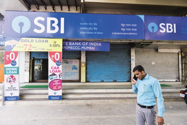 State Bank of India on Friday reported a massive Rs1,886.57 crore net loss for the December quarter of the current fiscal as its bad loans and provisions spiked. Photo: Aniruddha Chowdhury/Mint
