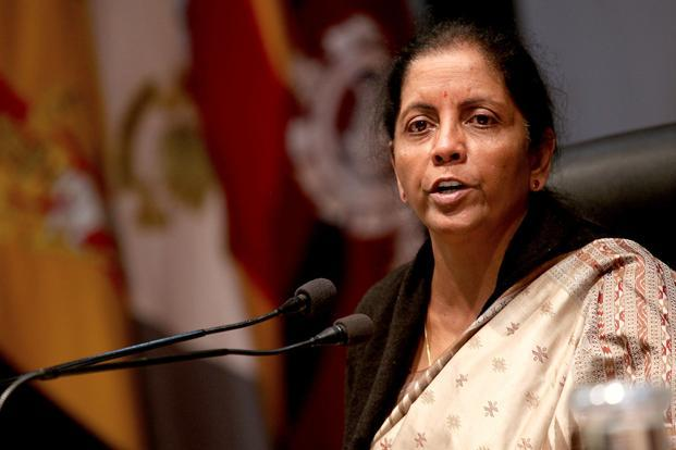 Defence minister Nirmala Sitharaman said a solution to the problem of civilian houses near the Army camps will soon be found as the issue is being studied. Photo: AFP