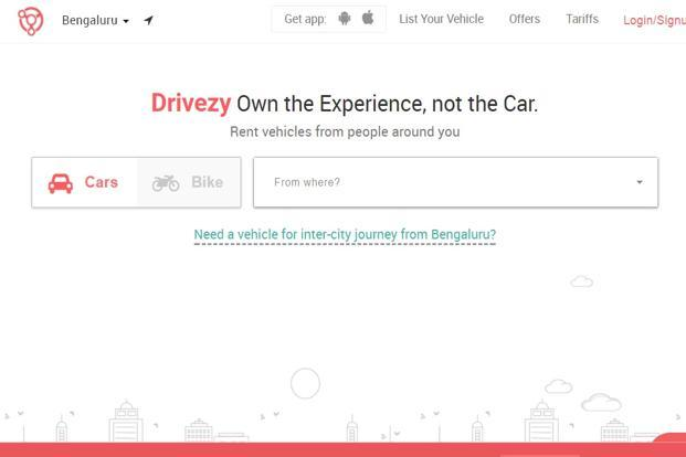 Drivezy operates on peer-to-peer (P2P) models that allow car owners to lease their vehicles, which are then rented out to registered customers on the platform.