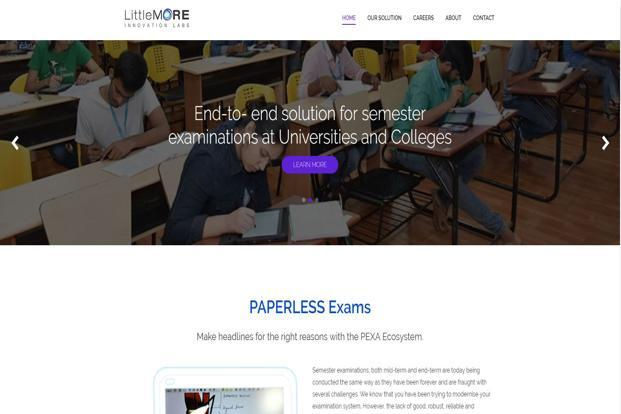 Littlemore Innovation Labs provides digital and scalable solutions for conducting paperless descriptive exams online.