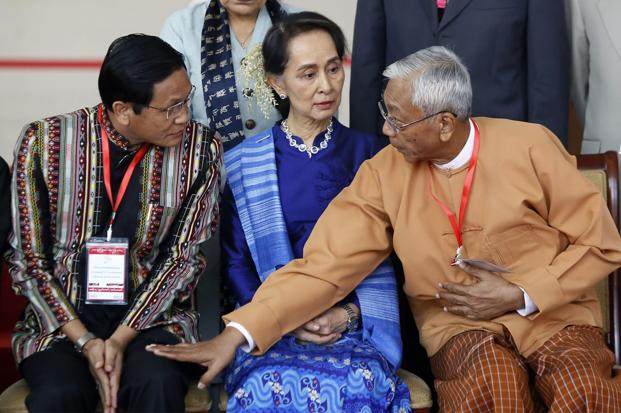 Myanmar signs ceasefire agreement with two rebel groups