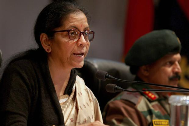 Pakistan will pay for Sunjuwan attack at time of our choosing: Nirmala Sitharaman