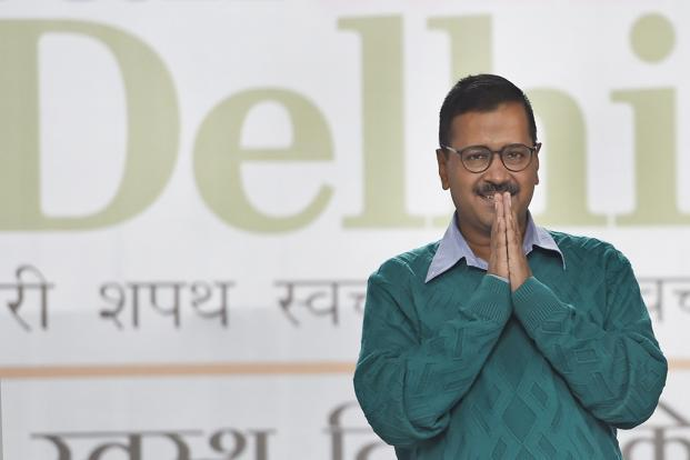 AAP govt seeks more administrative control over Delhi on its third anniversary