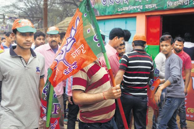 76% voter turnout in battleground Tripura