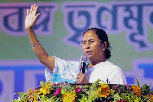 West Bengal CM Mamata Banerjee's meeting with Alfred Ford at the Iskcon HQ in Mayapur near Kolkata is an attempt at erasing the nightmare of Singur and the aborted Nano plant of Tata Motors. Photo: PTI