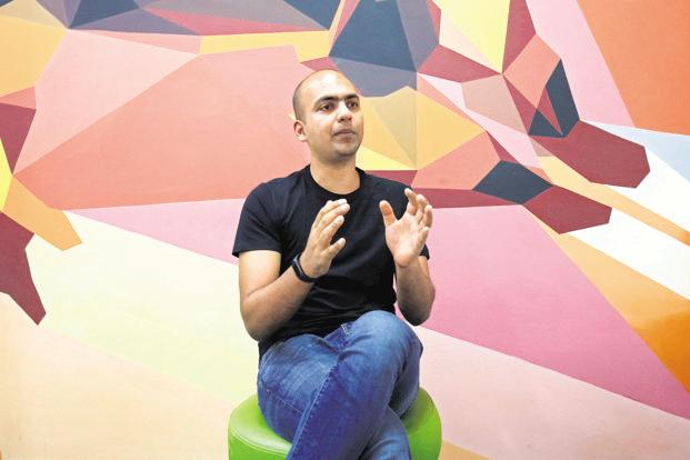 Manu Jain, managing director of Xiaomi India. Photo: Reuters