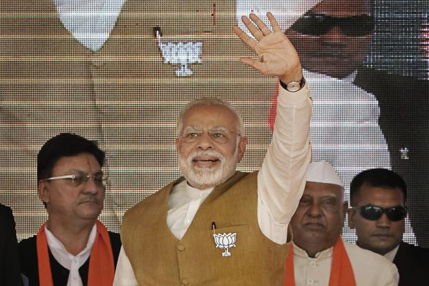 PM Modi visits Arunachal Pradesh, targets Congress for corruption