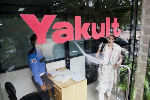 Danone's stake in Yakult will reduce to about 7% from 21% now after the share sale. Photo: Bloomberg