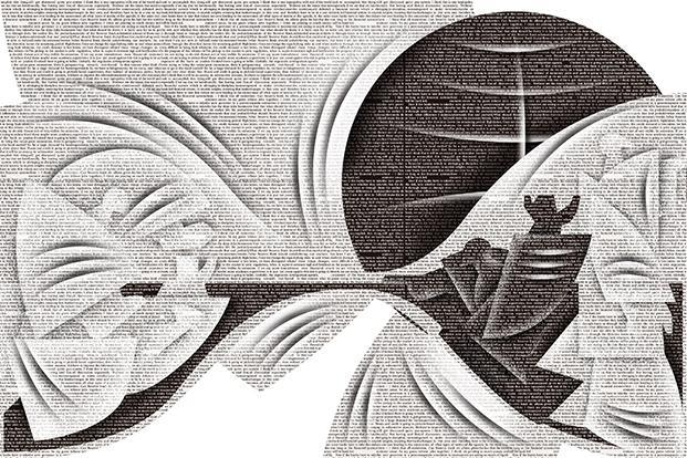 History should not just a bridge to the past but also a bridge to the future. Illustration: Jayachandran/Mint