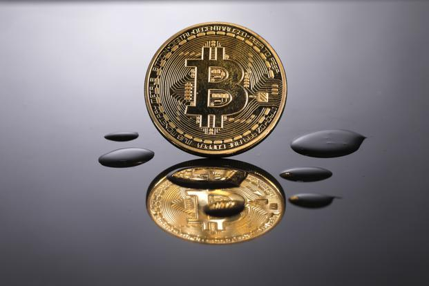 Bitcoin rose above $10,000 on Thursday for the first time in more than two weeks. Photo: Bloomberg