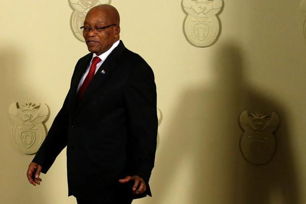 ANC decides to remove Zuma in South Africa