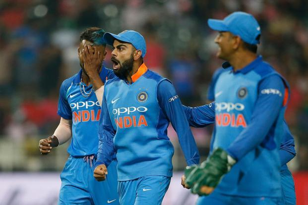 The Men in Blue have already won the six-match series with a 4-1 margin, after victories in Durban, Centurion, Cape Town and Port Elizabeth. Their only loss came at the rain-affected fourth ODI in Johannesburg. Photo: AFP