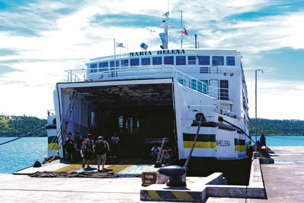 Ferries bring travellers over from mainland Mindanao. Photo: iStockphoto